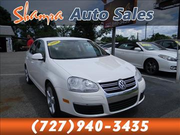 2009 Volkswagen Jetta for sale in Holiday, FL