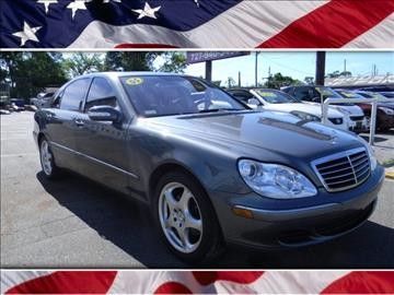 2005 Mercedes-Benz S-Class for sale in Holiday, FL