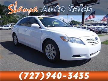 2008 Toyota Camry for sale in Holiday, FL