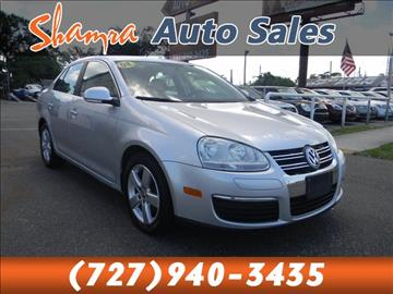 2008 Volkswagen Jetta for sale in Holiday, FL