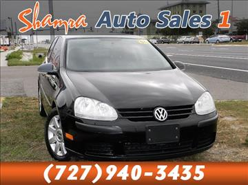 2008 Volkswagen Rabbit for sale in Holiday, FL
