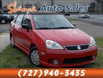 2007 Suzuki Aerio for sale in Holiday, FL