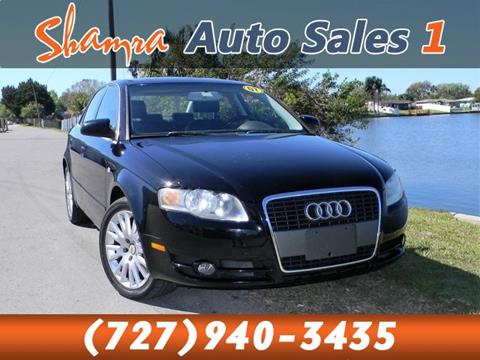 2007 Audi A4 for sale in New Port Richey, FL