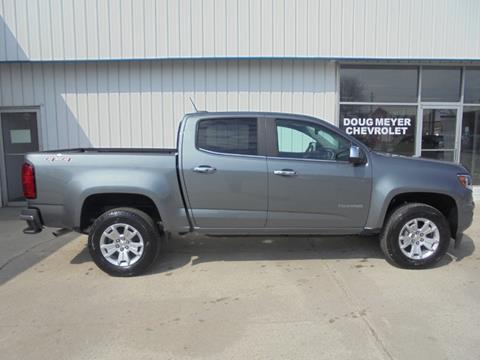 Used Trucks For Sale In Iowa >> 2019 Chevrolet Colorado For Sale In Shenandoah Ia