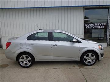2015 Chevrolet Sonic for sale in Shenandoah, IA