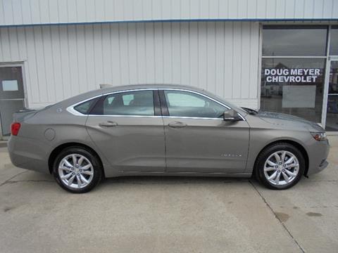 2017 Chevrolet Impala for sale in Shenandoah, IA