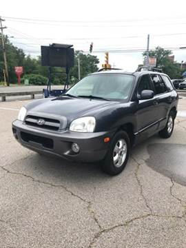 2005 Hyundai Santa Fe for sale in North Atteboro, MA