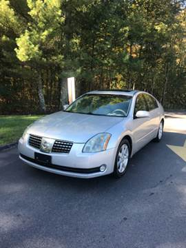 2004 Nissan Maxima for sale in North Atteboro, MA