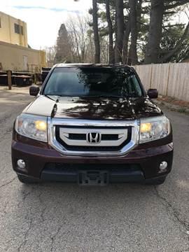 2011 Honda Pilot for sale in North Atteboro, MA