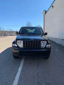 2012 Jeep Liberty for sale in North Atteboro, MA