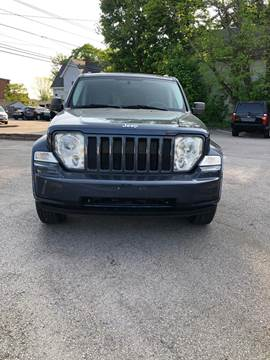 2008 Jeep Liberty for sale in North Atteboro, MA