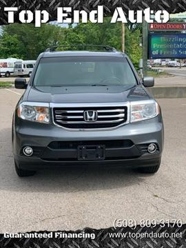 2012 Honda Pilot for sale in North Atteboro, MA