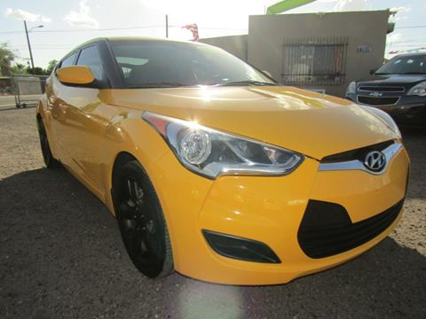 2012 Hyundai Veloster for sale in El Mirage, AZ