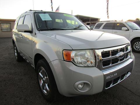 2008 Ford Escape for sale in El Mirage, AZ