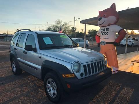 2007 Jeep Liberty for sale in El Mirage, AZ