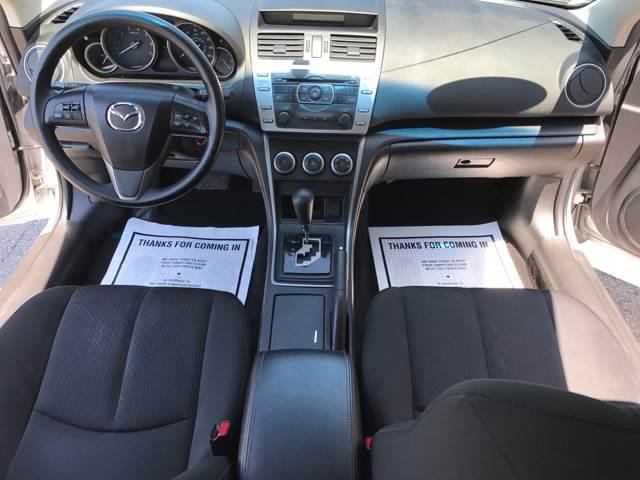 2013 Mazda MAZDA6 i Sport 4dr Sedan 5A - Lee's Summit MO