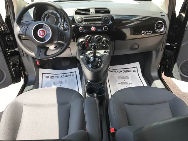 2015 FIAT 500 Pop 2dr Hatchback - Lee's Summit MO