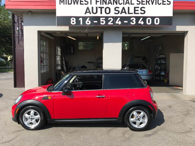 2011 MINI Cooper 2dr Hatchback - Lee's Summit MO