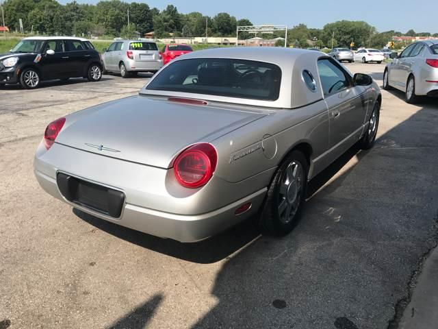 2004 Ford Thunderbird Deluxe 2dr Convertible - Lee's Summit MO