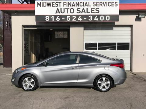 2013 Hyundai Elantra For Sale In Missouri Carsforsale Com