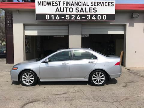 Acura TSX For Sale In Missouri Carsforsalecom - Tsx acura for sale