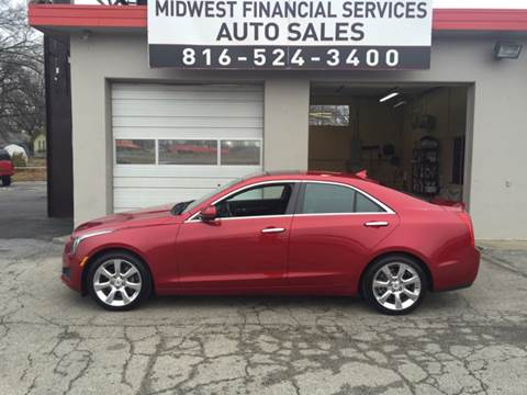 2013 Cadillac ATS for sale in Lee's Summit, MO