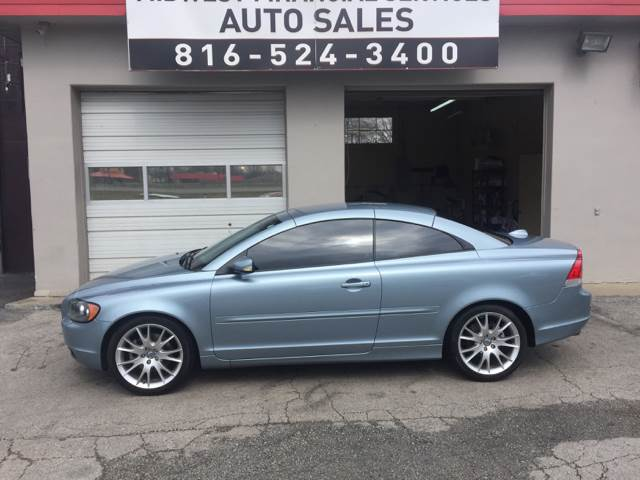 2007 Volvo C70 T5 2dr Convertible - Lee's Summit MO