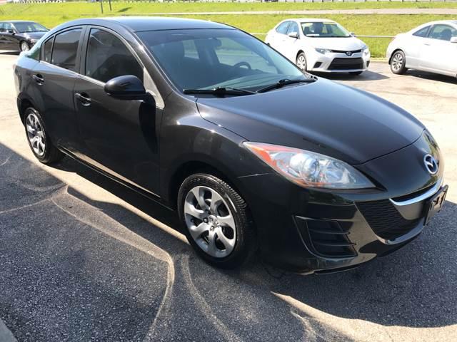 2010 Mazda MAZDA3 i Sport 4dr Sedan 5A - Lee's Summit MO