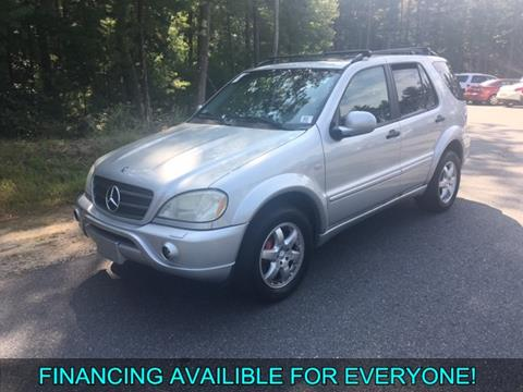 2000 Mercedes-Benz M-Class for sale in Dorchester, MA