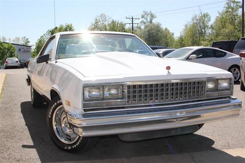 1986 Chevrolet El Camino for sale in Fredericksburg, VA