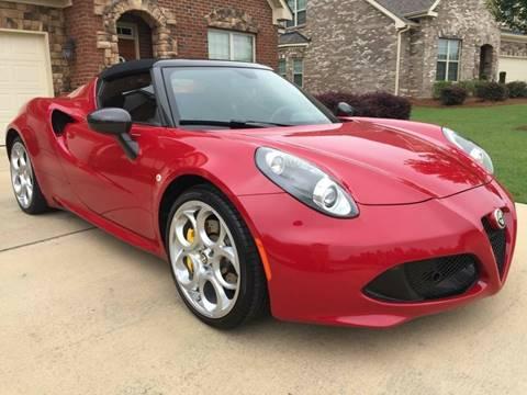 2015 Alfa Romeo Spider for sale in Fredericksburg, VA