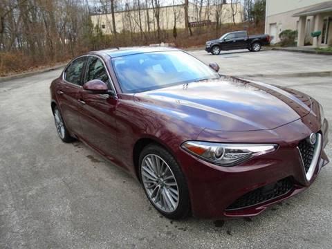 2017 Alfa Romeo Spider for sale in Fredericksburg, VA