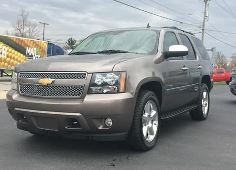 2013 Chevrolet Tahoe for sale in Crawfordsville, IN