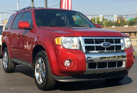 2012 Ford Escape for sale in Crawfordsville, IN