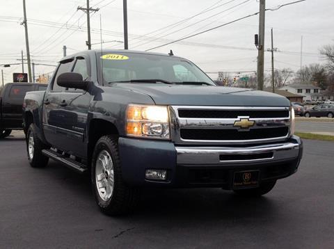 2011 Chevrolet Silverado 1500 for sale in Crawfordsville, IN