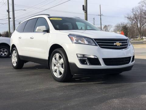 2016 Chevrolet Traverse for sale in Crawfordsville, IN