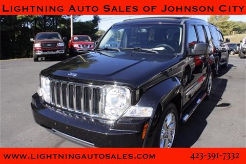 2010 Jeep Liberty for sale in Johnson City, TN