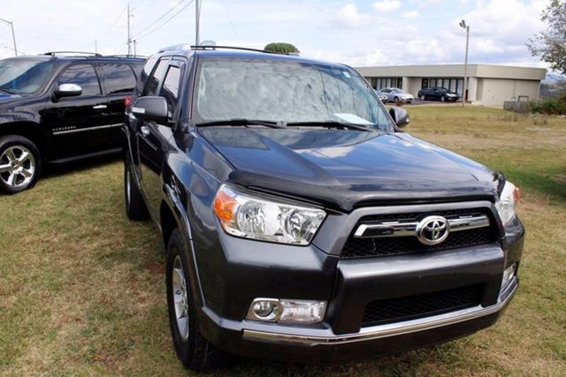 2011 TOYOTA 4RUNNER magnetic gray metallic 2011 toyota 4runner sr5 magnetic gray metallic 4d spor