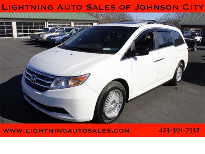 2012 Honda Odyssey EX L 4dr Mini Van   Johnson City TN