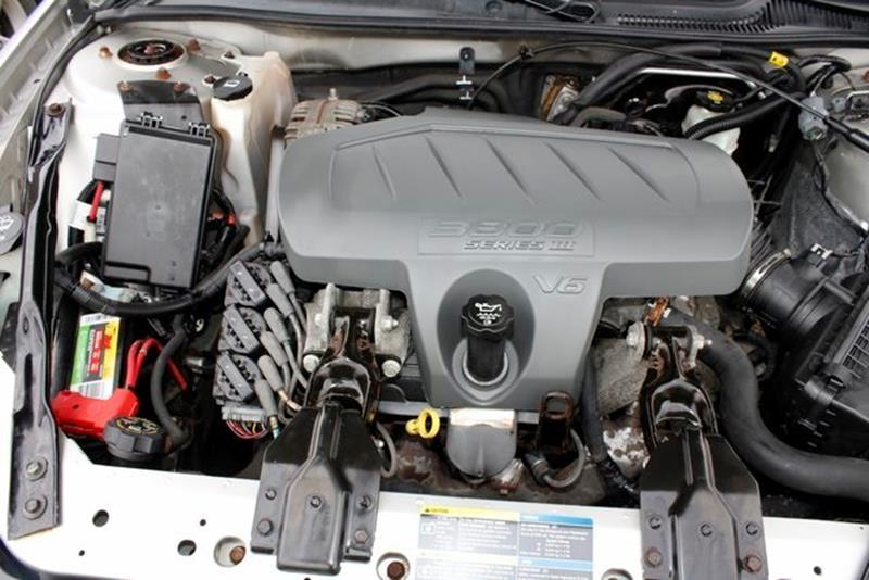2008 PONTIAC GRAND PRIX BASE 4DR SEDAN unspecified 2008 pontiac grand prix 4d sedan 38l v6 sfi s
