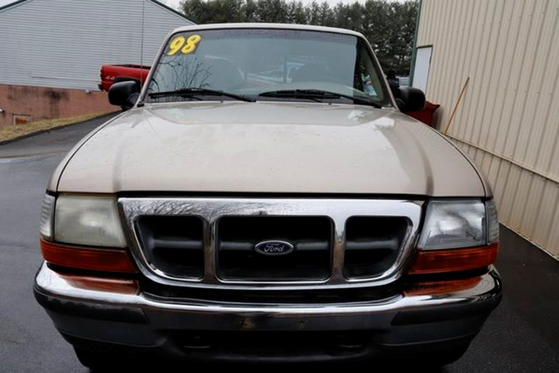 1998 FORD RANGER unspecified 1998 ford ranger 40l v6 4wdlightning auto sales your local hot