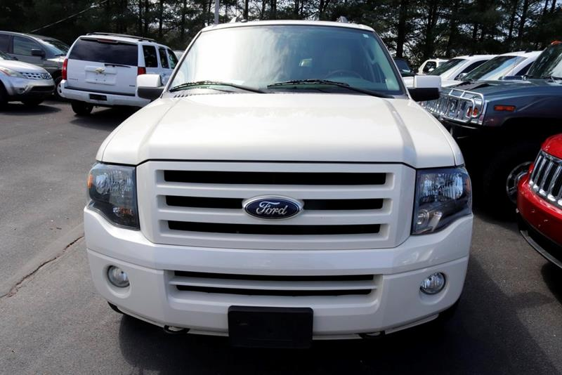 2008 FORD EXPEDITION LIMITED 4X4 4DR SUV white sand tri-coat metallic 2008 ford expedition limite
