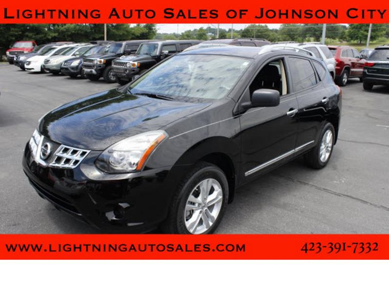 2015 Nissan Rogue Select S 4dr Crossover   Johnson City TN