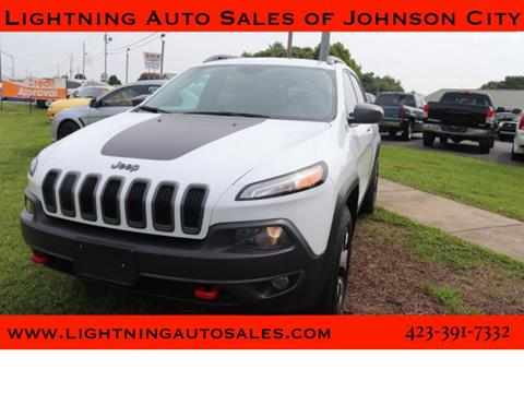 2014 jeep cherokee for sale in tennessee. Black Bedroom Furniture Sets. Home Design Ideas