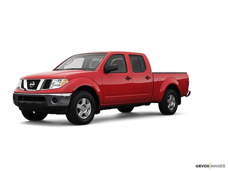 2008 Nissan Frontier   Johnson City TN