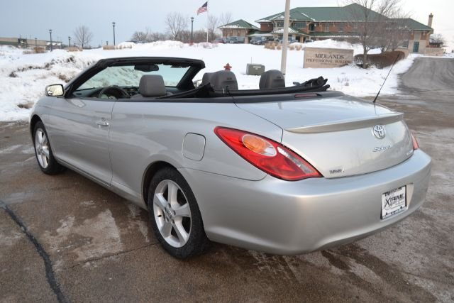 2007 toyota camry solara sle v6 2dr convertible in addison il xtreme motor sales. Black Bedroom Furniture Sets. Home Design Ideas