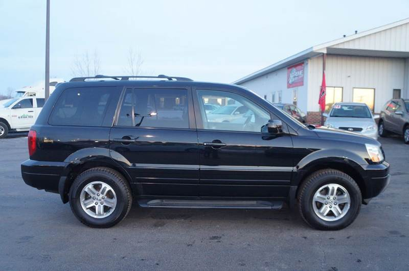2003 honda pilot ex l roof dvd 3rd row in addison il. Black Bedroom Furniture Sets. Home Design Ideas