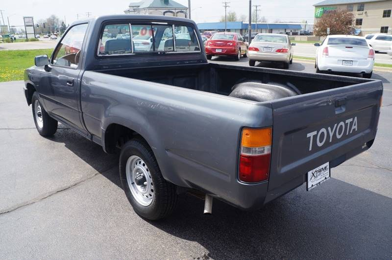 Image 7 of Toyota: Tacoma Base…