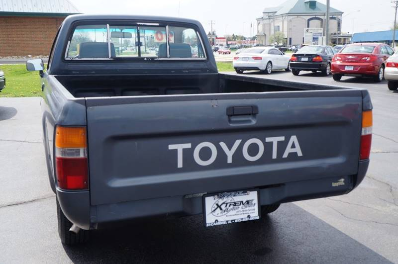 Image 8 of Toyota: Tacoma Base…