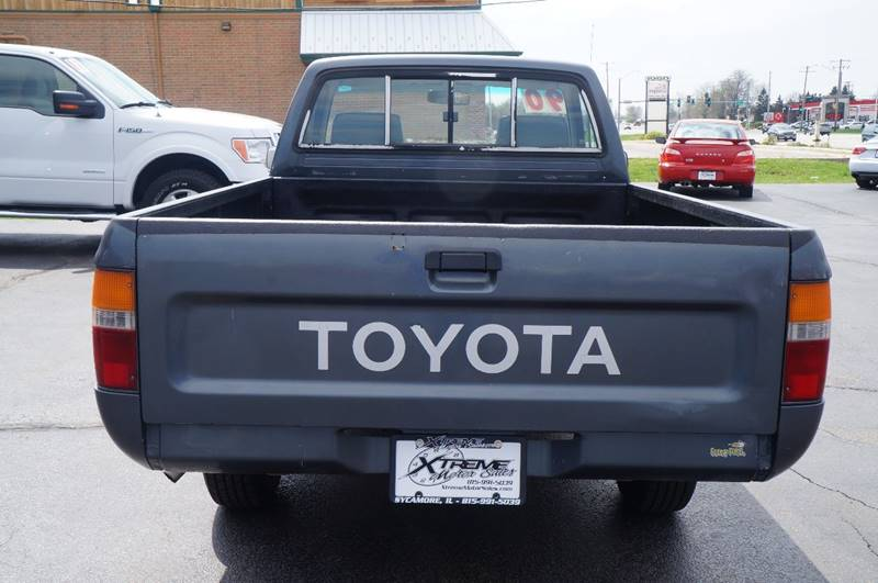 Image 9 of Toyota: Tacoma Base…